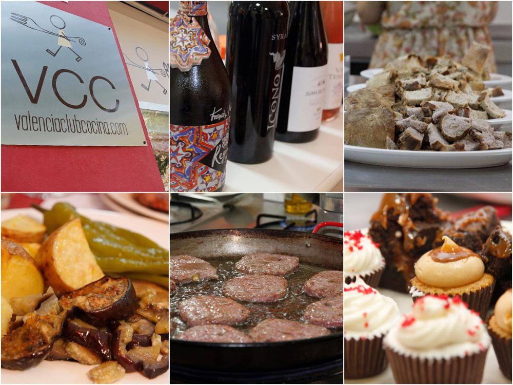 Iv evento de tweetsandfood en valencia club cocina cuisine4you - Valencia club de cocina ...